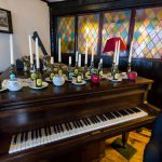 The Queens Head piano