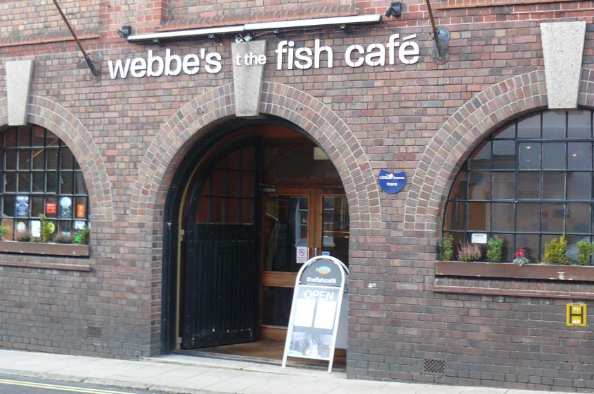 Webbe's at the Fish Café